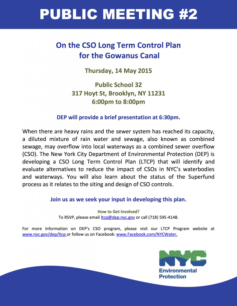 CSO-LTCP_Gowanus Canal_Public Meeting Final